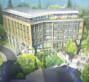 Berkeley-Haas' forthcoming North Academic Building