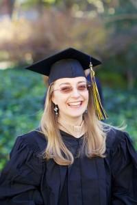 Berkeley EMBA class of 14 valedictorian Laura Adint