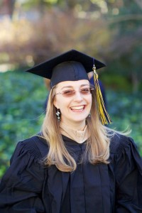 Berkeley EMBA class of 14 valedictorian Laura Adint