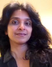 Berkeley EMBA 15 student Jaya Srinivasan