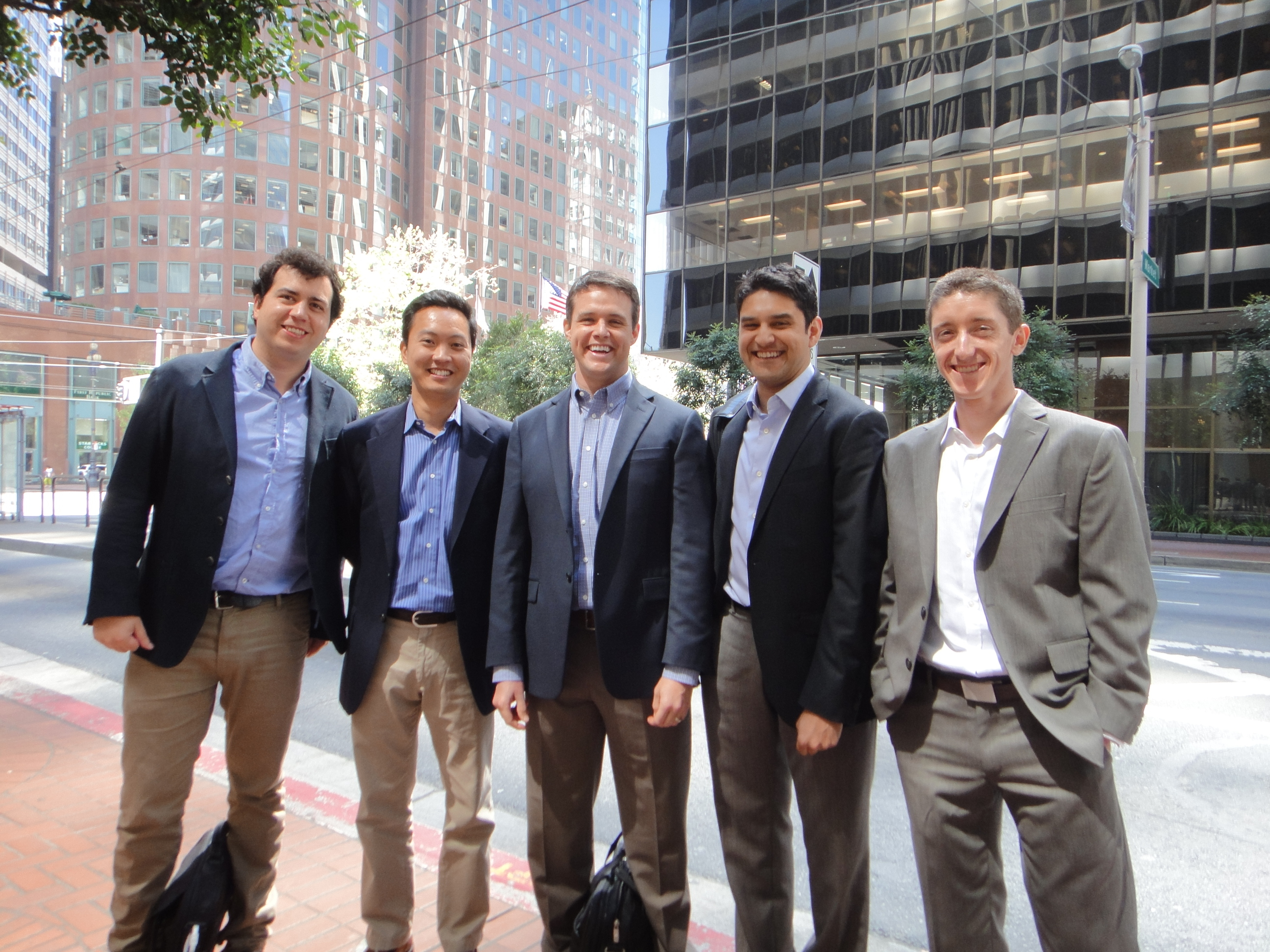 Haas Investment Fund Team
