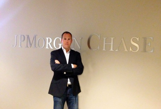 Ronan Kennedy, MBA 14, Associate, JPMorgan Chase