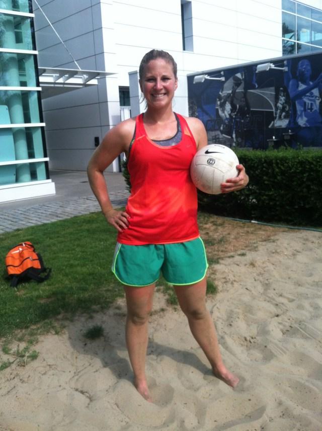 MBA internships Nike Sarah Swigart