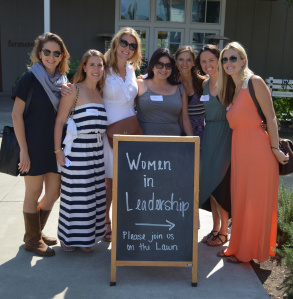 Women In Leadership Retreat_Small Group