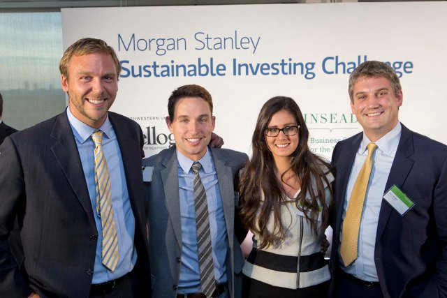 2015_Competition_Morgan Stanley Sustainable Investing
