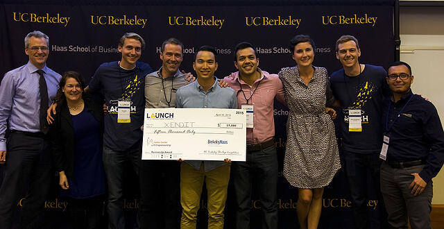 Xendit was the runner-up at LAUNCH, the Berkeley startup accelerator and competition