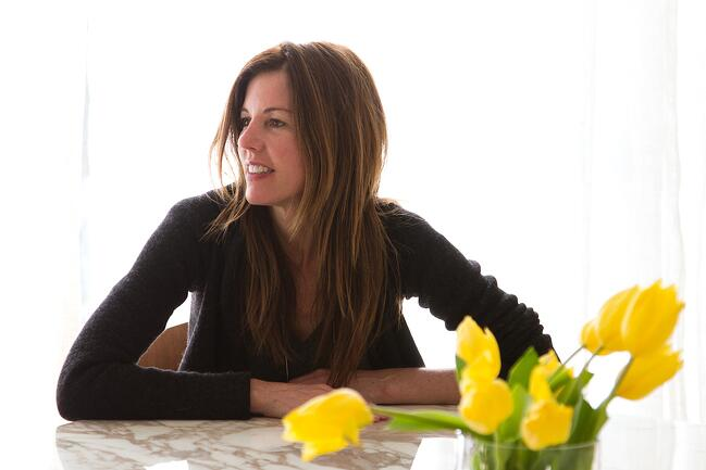 Shoe designer and Berkeley EMBA alum Martha Davis