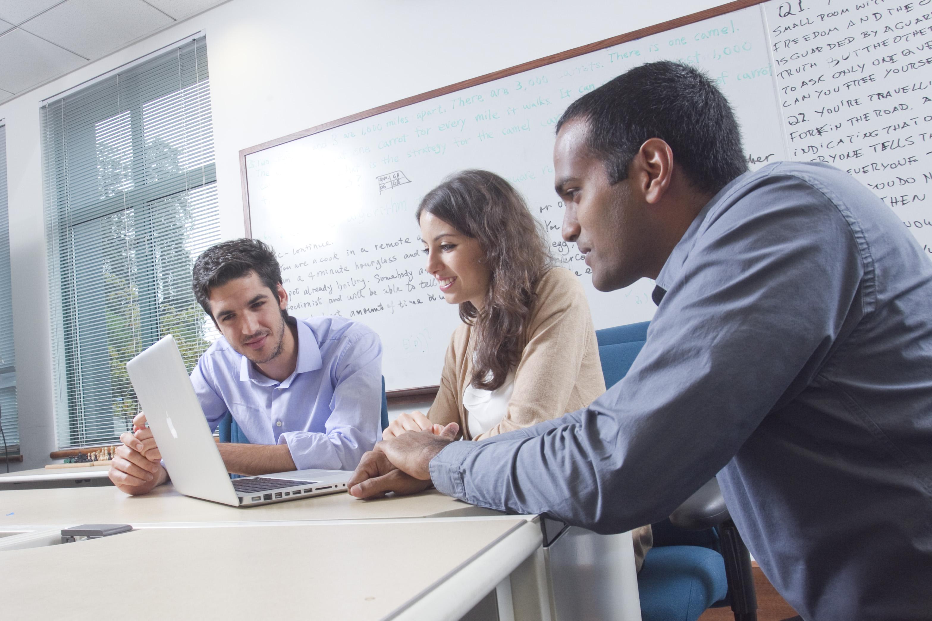 "Berkeley MFEs work toward becoming ""full-stack"" quants"