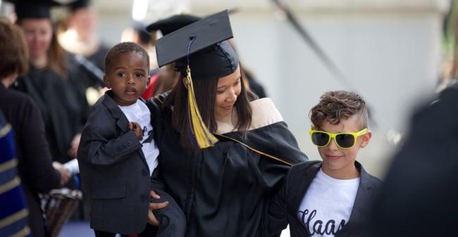 Celia Carter: Graduation