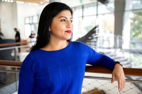 Berkeley MBA student Chris Cindy Cordova