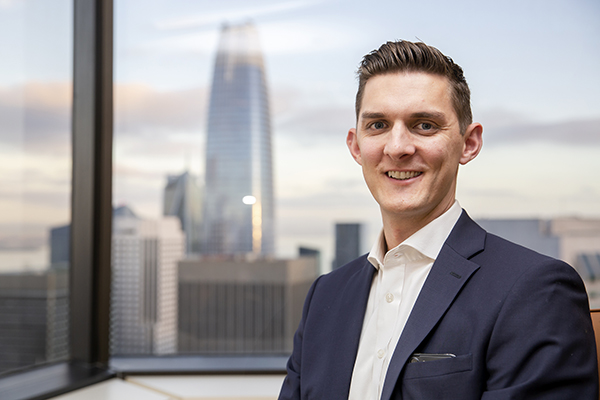 Dustin Seely, MBA 18