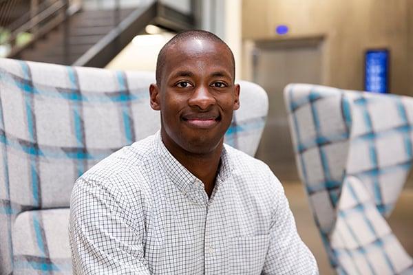 Jake Wamala, MBA19