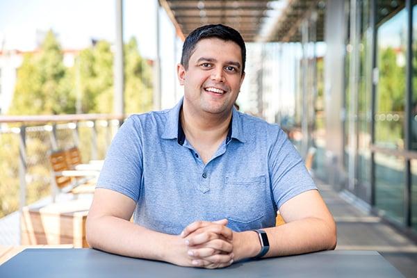Shaun Hundle, MBA 19