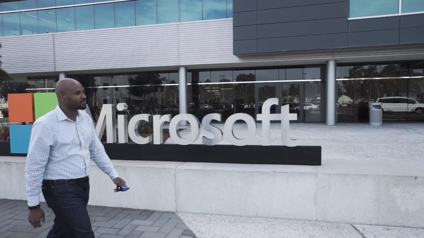 Corey Weathers at Microsoft