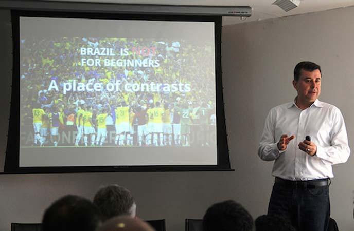 Fabio Coelho, CEO, Google Brazil