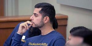 Abhishek Sharma in class