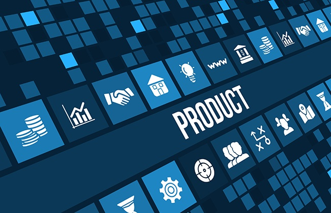 Product management graphic