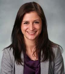 Berkeley MBA student Anca Popovici