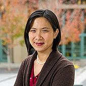 Berkeley EMBA student Cindy Chang
