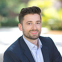 Berkeley EMBA student Robert Ethier