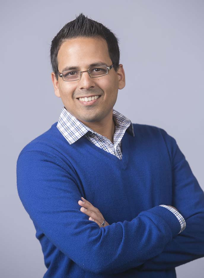 Berkeley MBA for Executives Student Ronak Shah
