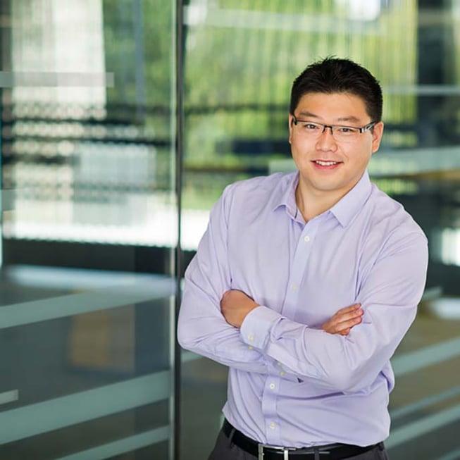 Evening & Weekend Berkeley MBA student Brian Lee
