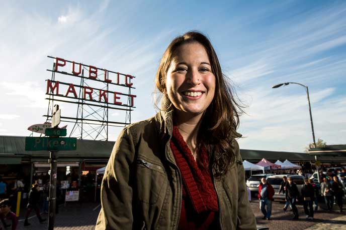 Berkeley EMBA Student Karin Lion of the Bill & Melinda Gates Foundation
