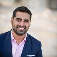 Berkeley-Haas full-time MBA student Sandeep Pahuja, MBA 15