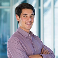 Berkeley MBA student Matt Richards, MBA 15