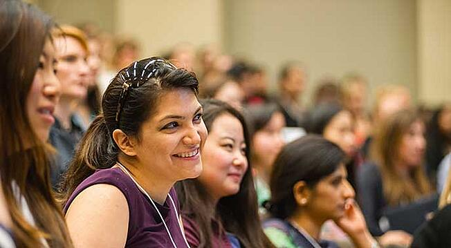 Women in the Berkeley MBA Program