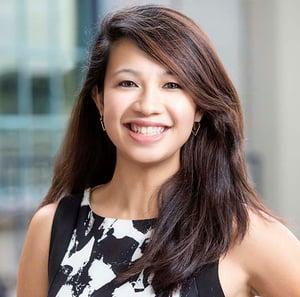Evening & Weekend Berkeley MBA student Jamie Lee