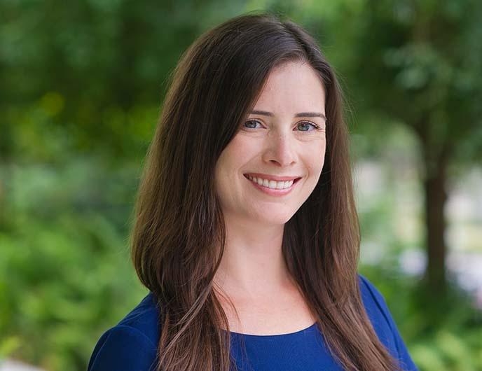 Berkeley EMBA student Kelly Brashear