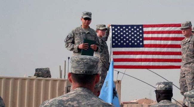 U.S. Army Veteran and Berkeley EMBA student Kevin Nguyen