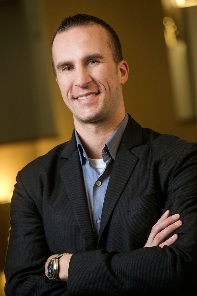 Berkeley-Haas evening and weekend MBA student Matt Heling has a new finance role in cleantech