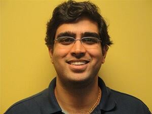 Berkeley EWMBA student Mayank Kaul