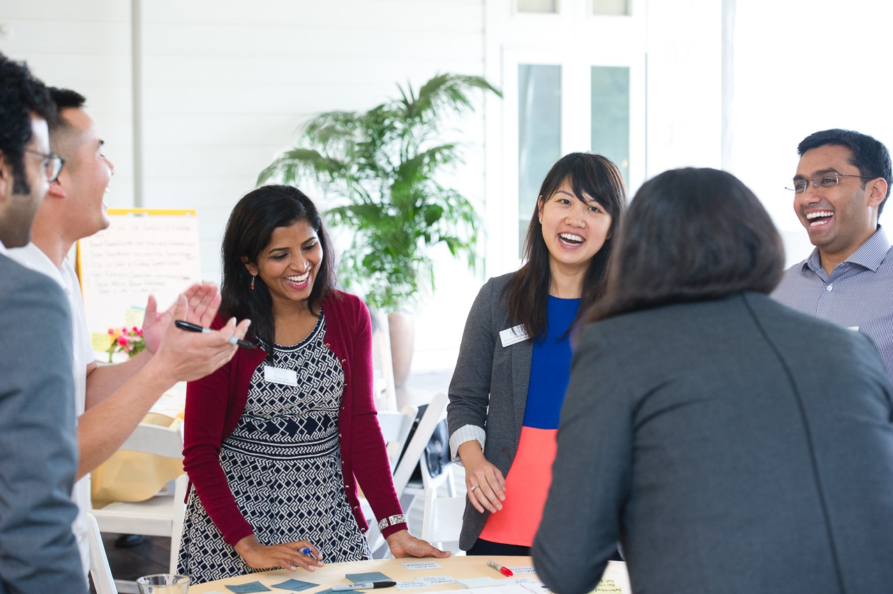 Students from Berkeley MBA Programs for Working Professionals