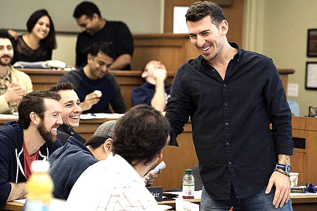 Berkeley Evening & Weekend Prof. Panos Patatoukas, one of Poets & Quants list of best professors under 40