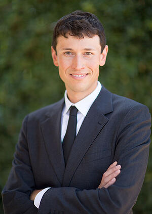 Berkeley Evening & Weekend MBA student Sergey Averchenkov