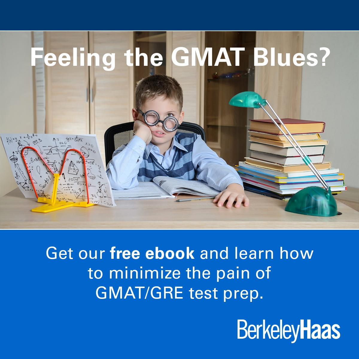 Image for Avoiding the GMAT Blues ebook