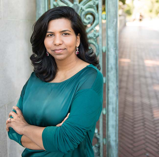 Berkeley MBA grad Swetha Tupelly