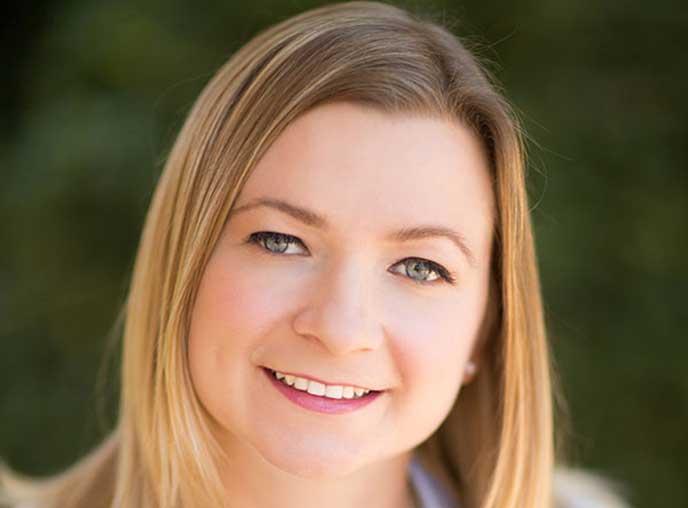 Berkeley EMBA student Tatiana Medvedeva