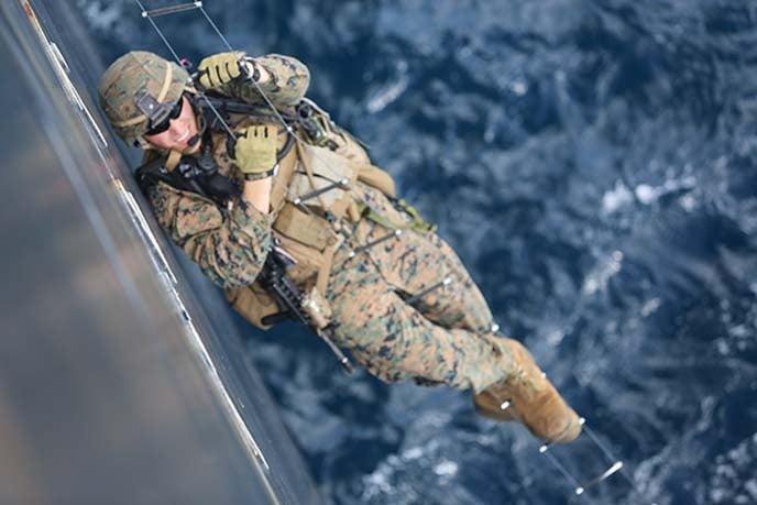 Berkeley MBA Student and US Marine Corp Captain Dominic Bea