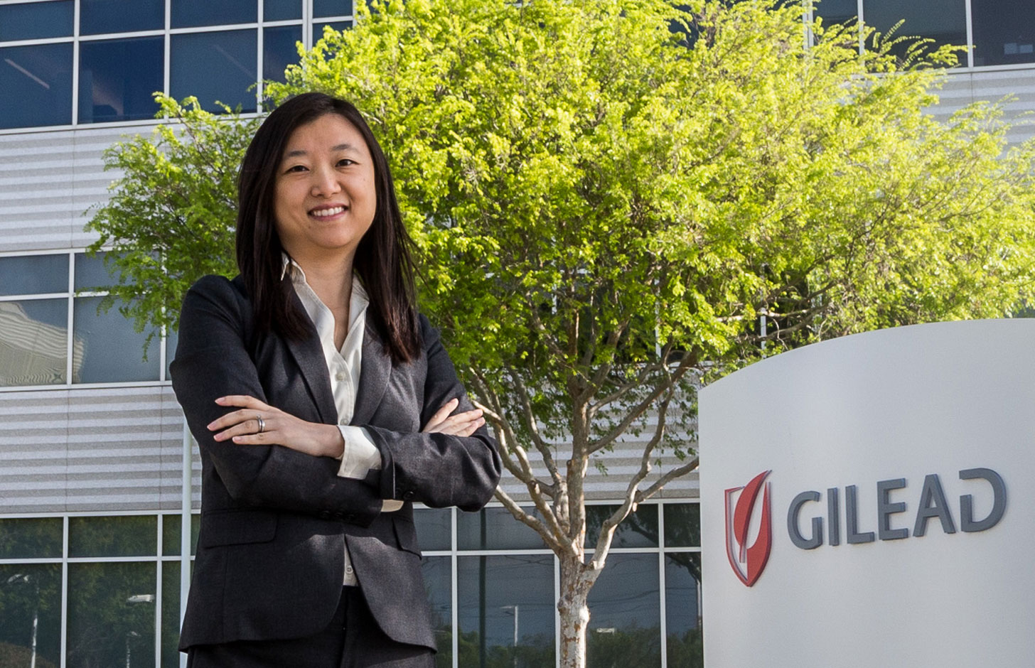 Berkeley-Haas evening and weekend MBA student Alicea Wu