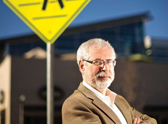Haas Entrepreneurship and Lean Launchpad Professor Steve Blank