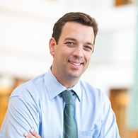 Berkeley MBA for Executives student Robert Ford