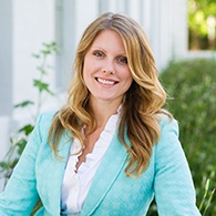 Berkeley-Haas Full-time MBA student Megan Bradfield, MBA 15