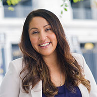 Berkeley EMBA student Cristy Johnson Limon