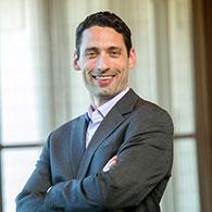 Berkeley EMBA student Adam Kerin