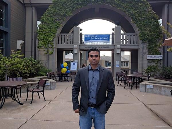 Pradeep Khanal, EWMBA 19