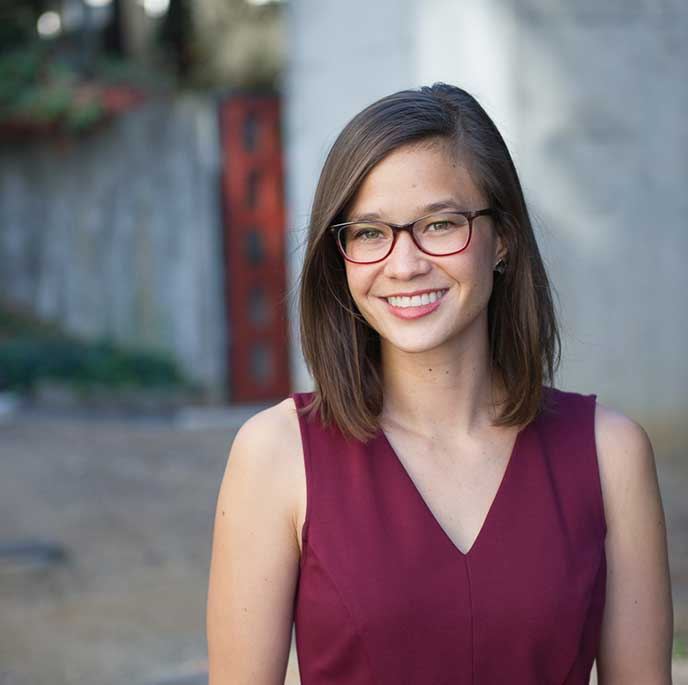 Berkeley MBA Stacey Chin